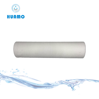 "20""x4.5"" Big Blue Whole House 5 Micron Melt Blown Sediment Water Filter Cartridge"
