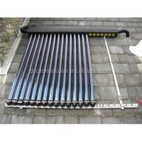 heat pip solar thermal collector for swimming pool