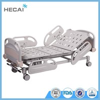LS-MA5009 high quality cheap price 2 crank manual hospital bed