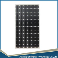 300W MONOCRYSTALLINE SOLAR PANEL FOR SOLAR POWER SYSTEM FOR GLOBAL MARKETS