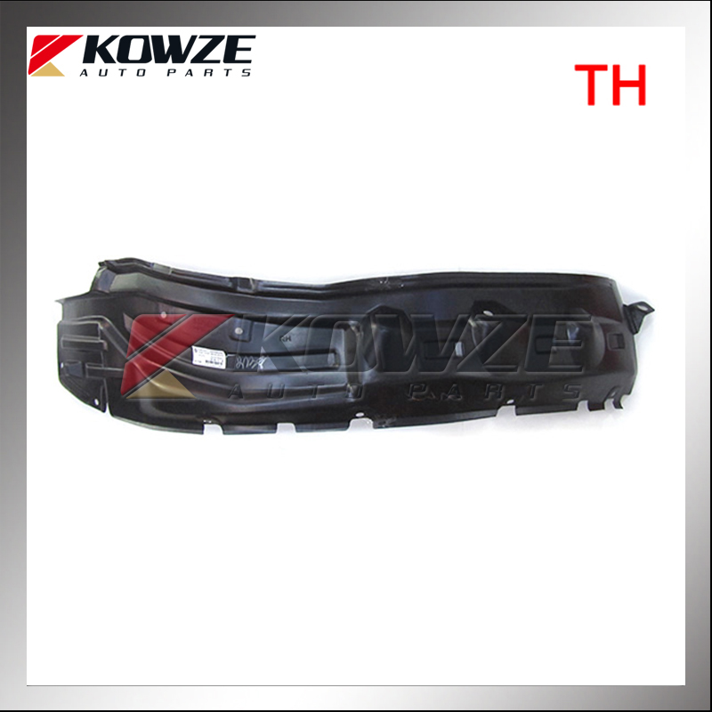 RH RR Splash Shield Kit For <strong>Mitsubishi</strong> Triton <strong>L200</strong> KA4T KB4T KB5T KB7T 5370B418