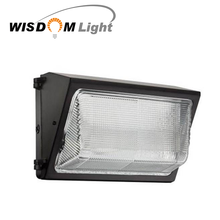 ETL cETL listed 60w solar led wall light outdoor with 5 years warranty