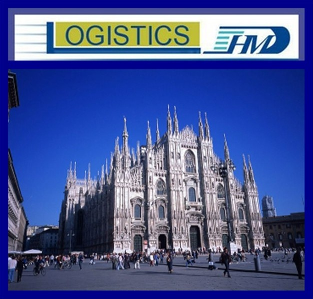 International air transport cheap cost from China to Naples Italy
