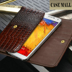 For iPhone 6s plus Cases, for Apple iPhone 6 plus Phone Case, CaseMall pu Pouch Case for iPhone 6 5.5""