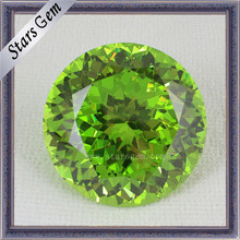 wholesale China colorful cubic zirconia big size Synthetic Diamond Loose gem