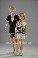 hot sale plastic child super models