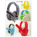 Electronics Headphone With Factory Private Tooling For Promotional Gift With Special design fro Kids
