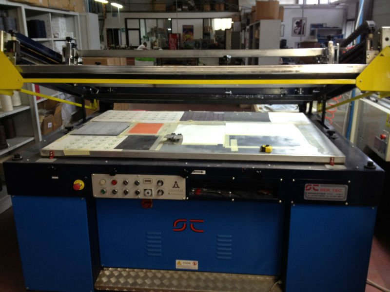 Screen Printing Machine 100x140 Ultramatic Argon