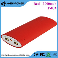 real capacity 12000mah powers mobile phone accessory