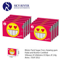 sex boy smile xylitol chewing gum