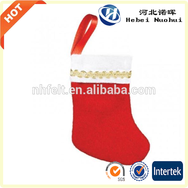 2016 Hot sale Christmas stockings.Christmas gift bag ,Christmas decorations,Christmas Socks