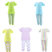 Cute Popular Cheap Branded Kids Baby Girl Clothes Wholesale Children Clothing USA