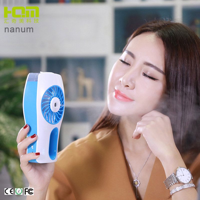 china New products usb electric humidifier battery operated air blower fan
