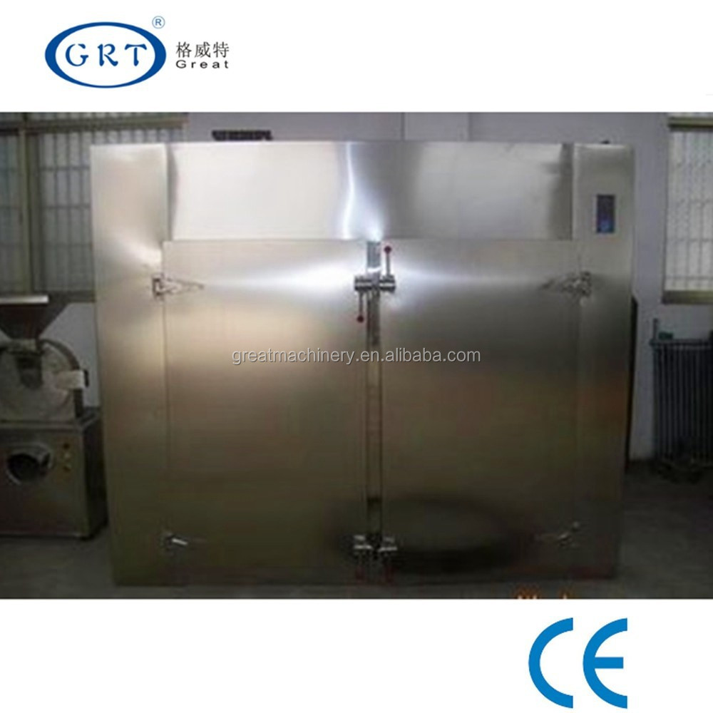 hot air circulation batch drying oven/singlel &double doors fruit and vegertable tray dehydrator