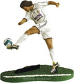 Promotional gift OEM 3D Plastic football player action figure toy