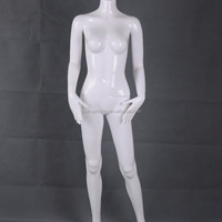 Fashion Design Faceless Female Mannequin For