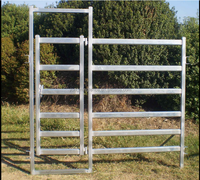 hog wire panels / livestock corral panels / cattle fence panel