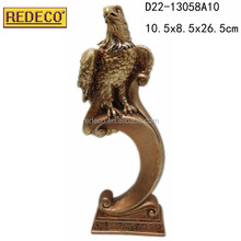 Wholesale resin eagle figurines,eagle statue in decoration