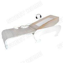 Electric Jade Thermal Massage Roller Bed