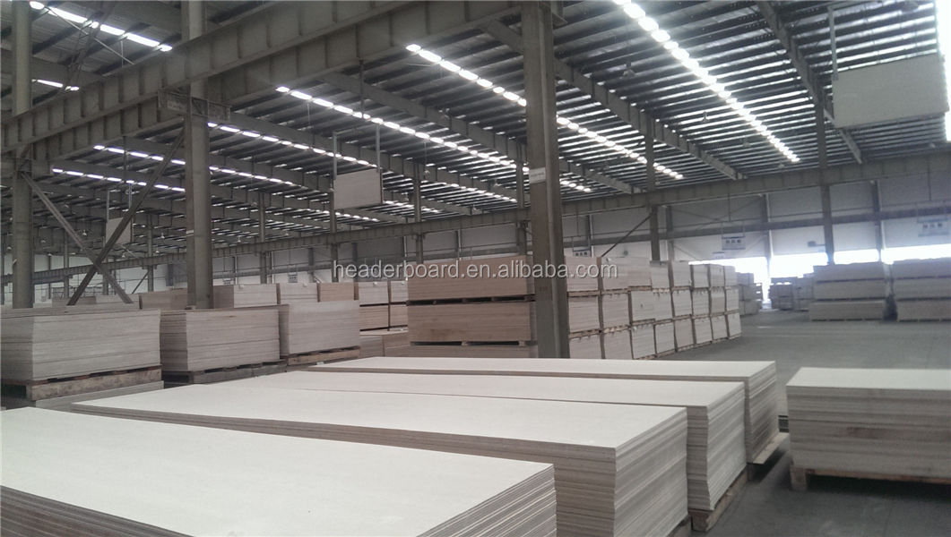 Cement roofing sheet size 1220*2440 asbestos free