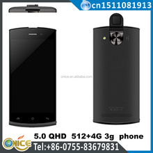 V55 mobile phone hidden camera 5.0 inch phone sale mtk 6572 Android 4.4.2 512+4G 1900mAh GPS dual camera mobile phone
