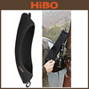 Factory wholesale directly outdoor hunting black color 3 different sizes neoprene rifle scope Cover