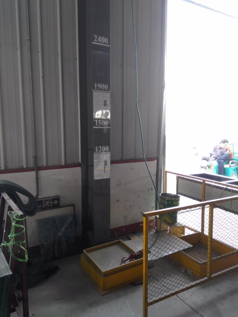 Testing- Laminated Glass