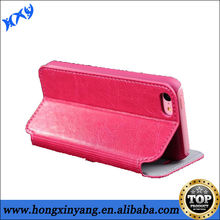 business leather card case for iphone 5c
