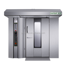 Rotary rack oven machine,Deck Baking Oven Type and Electric Power Source Bread baking oven