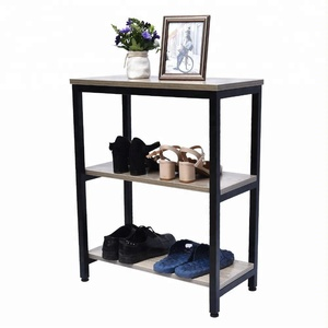 WGT wood and wooden cabinet shoe rack