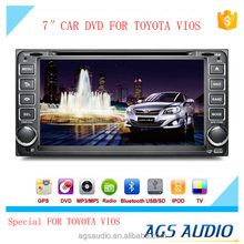 "7""special touch screen for toyota universal vios Car radio dvd player"