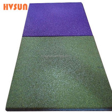 Waterproof gym mat functional training floor easy install and durable use