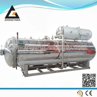 High Pressure Food Processing Autoclave Sterilization Equipment