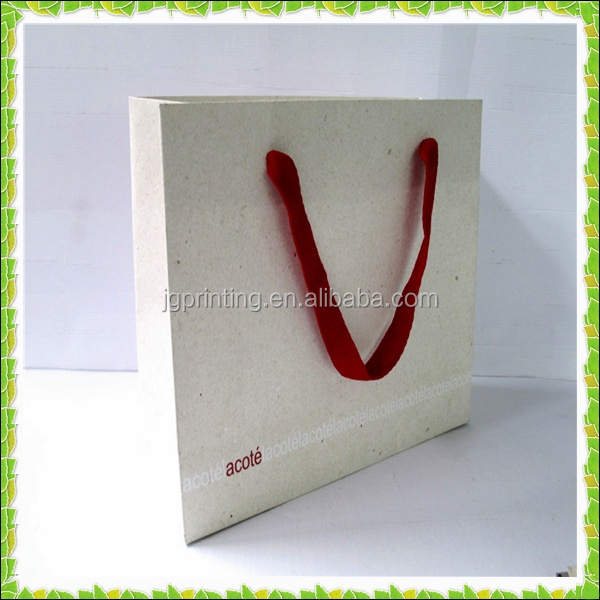 high quality paper bag /paper bag make in Guangzhou /paper bag for garment