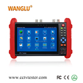 high resolution (1280x800) 7 inch ips touch screen AHD/CVI/TVI ipc cctv tester