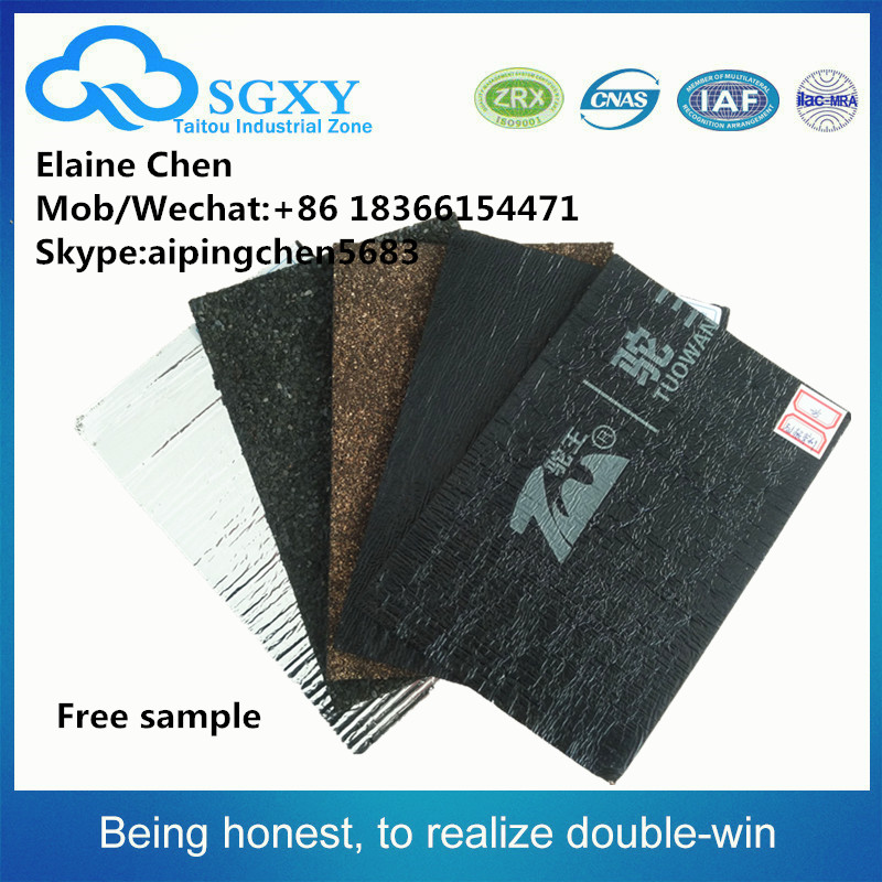 Hot Sell polyester mat reinforcement sbs/app modified bitumen waterproof membrane