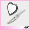 Makeup Product Eyebrow Tweezers With Mirror