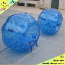 Birthday party supplies inflatable bubble ball suit for sale