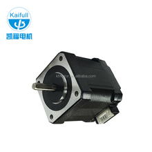 Hot sales NEMA 17 top Quality double shaft stepper motor for CNC application