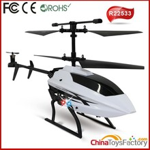 R22533 Infrared Control 3.5 Channel Gyro Helicopter Alloy Series RC Helicopter