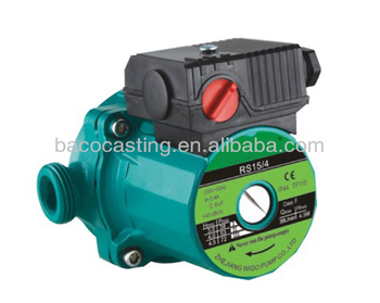 1 1/2 ''Hot water Ciruclating pump for solar heater system