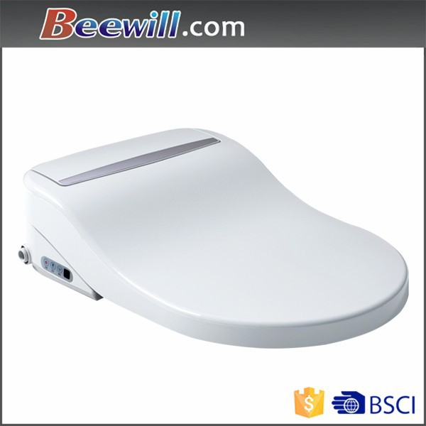 Self-cleaning automatic toilet seat electric bidet