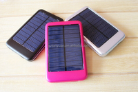 Factory price custom power bank solar charger smart portable mobile pack