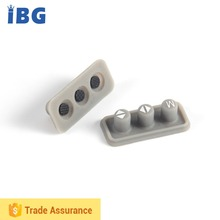 China custom molded silicone rubber button seals parts products suppliers