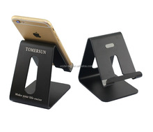 Universal Metal Aluminium Alloy Mobile Phone Holder Cellphone Tablet Desk Mount Stand For iPhone Ipad Cell Phone