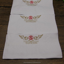 manufacturer price wholesale restaurant napkin paper with logo