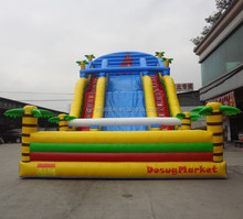 Giant inflatable slide, inflatable slide party giant