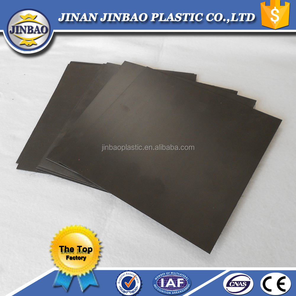 double sides self-adhesive pvc sheet for photo album