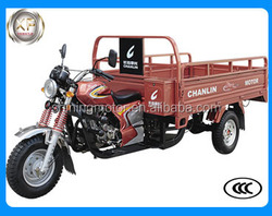 CHANPOW 200cc three wheel gasoline motorcycle for cargo