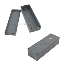 ip67 waterproof aluminum die casting enclosure box for production lines